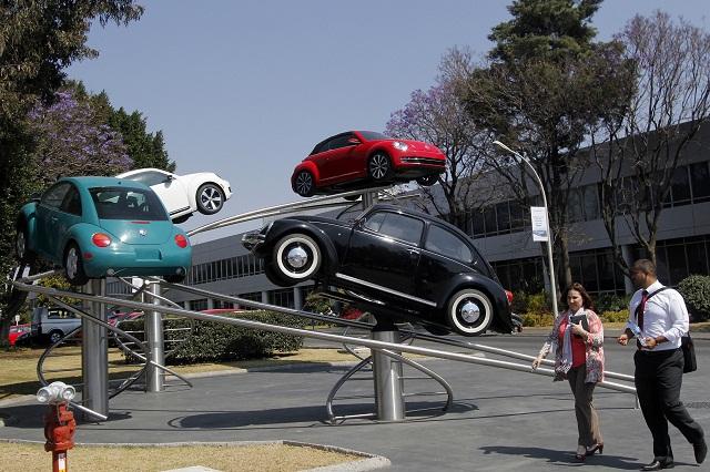 Ventas mundiales de VW cayeron 2.4 % en noviembre