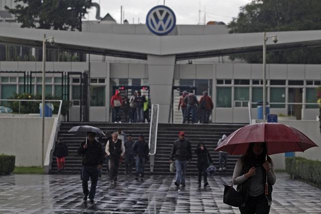 Jornada laboral en VW se realiza sin cambios: sindicato