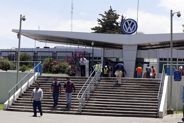 Por oponerse al banco de horas no habrá despidos: sindicato VW