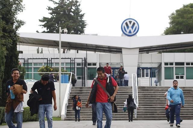Recontratación de eventuales pone fin a crisis en VW Puebla: sindicato