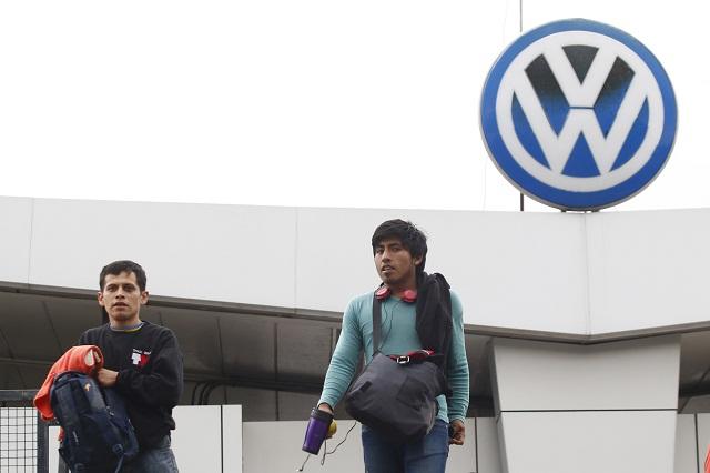 VW producirá en Puebla nuevo vehículo a partir del 2020