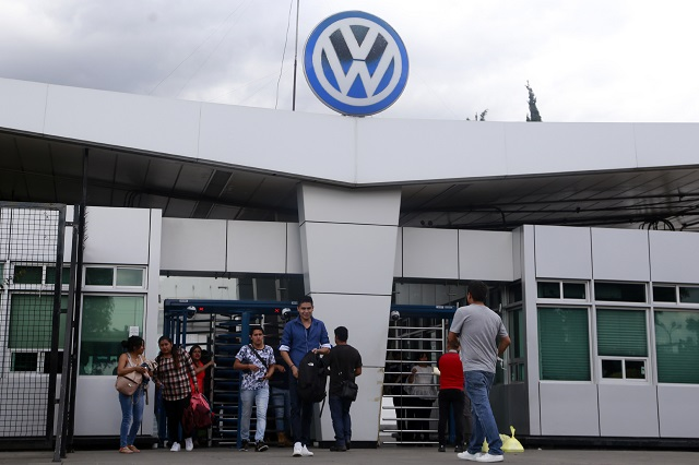 Volkswagen adeuda más de 3mdp por impuesto predial a Coronango