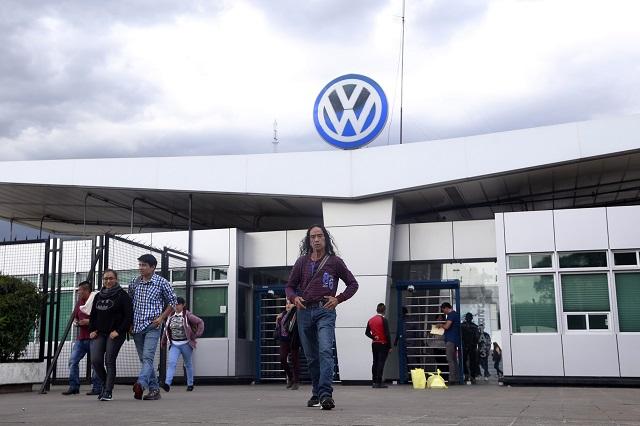 Cayeron ventas de VW a niveles de 2013, según cifras de INEGI