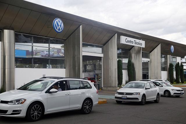 Para superar producción 2017, VW debe fabricar 1600 autos diarios