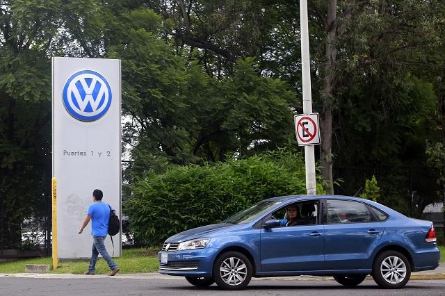 Con financiamiento, 1 de cada 2 autos de VW vendidos en México