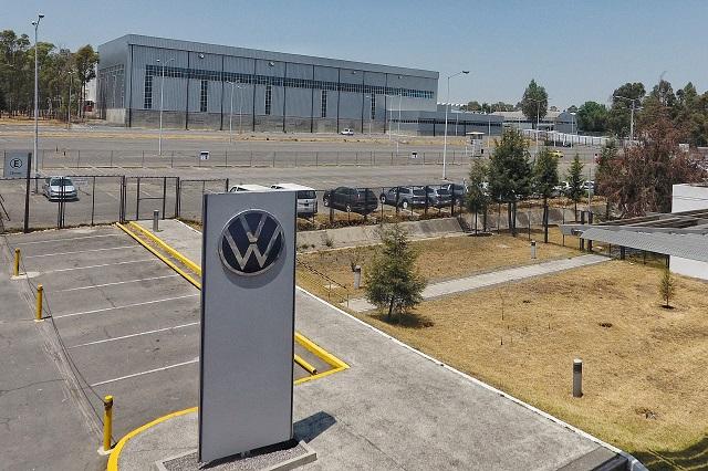 Extiende Volkswagen paro por Covid-19 hasta el 30 de abril