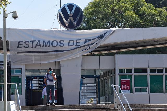 Aumento en VW queda por debajo de 2019