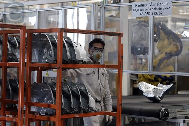 Nuevo paro técnico en planta de VW, durante una semana