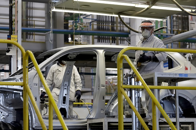 VW reajusta calendario de paros aprovechando semana santa
