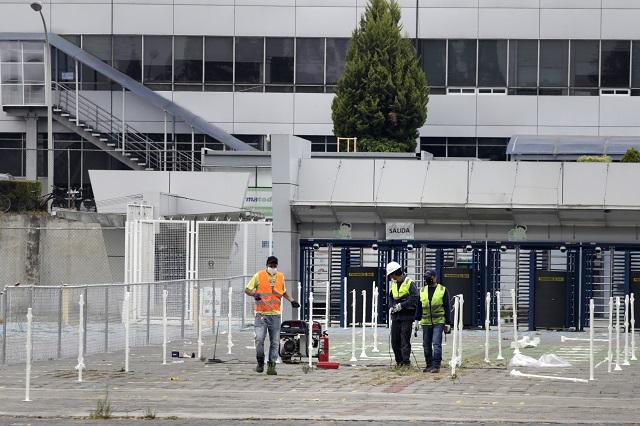 Acepta VW retorno hasta el 15 de junio y alista seguridad