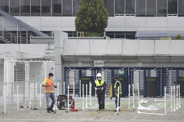 Trabajadores de VW estarán sujetos a rigurosa sanitización