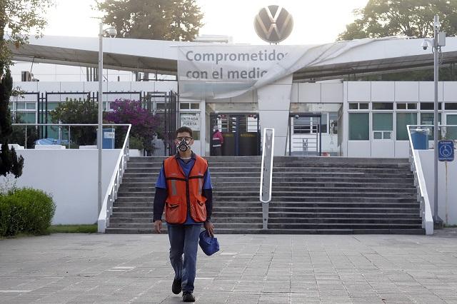 Piden 12% de aumento al iniciar negociación salarial en VW