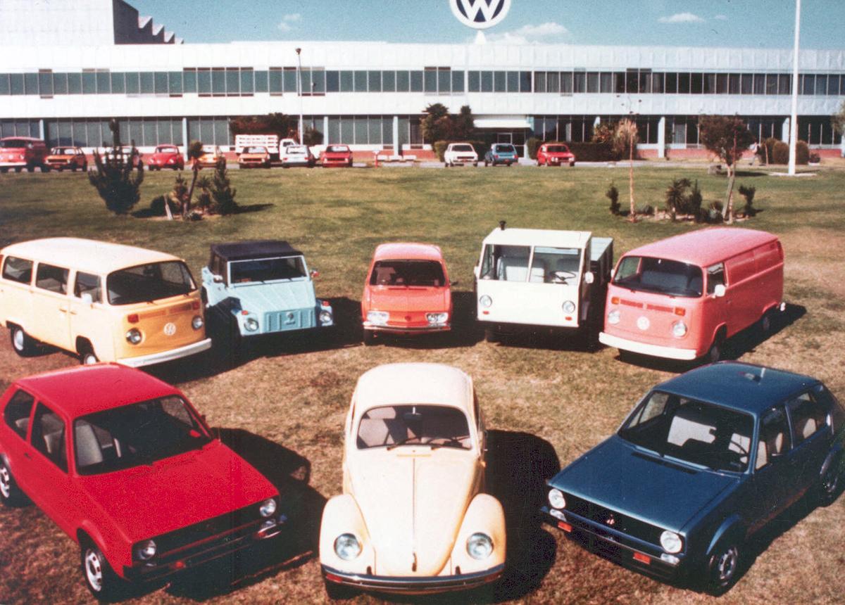 Recorrido histórico de autos VW en el nuevo Museo del Automóvil