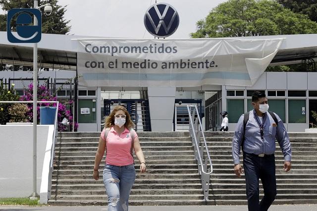 Aumento salarial de 6.5% global logra sindicato VW