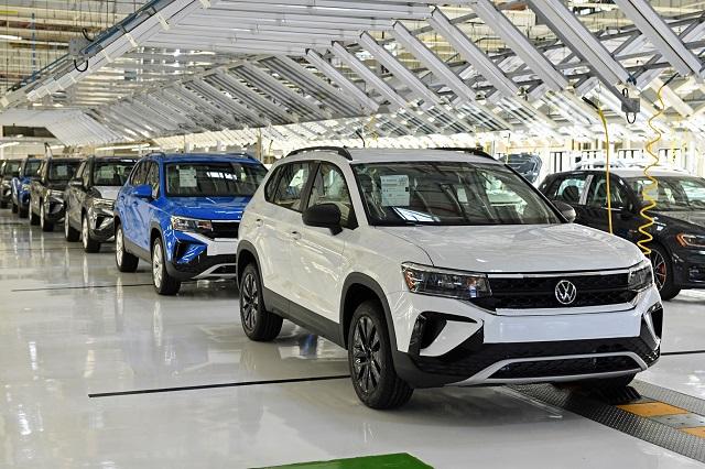 Aumentan VW y Audi exportación y producción en octubre