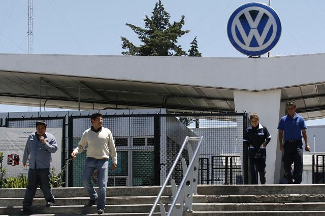 Entra coronavirus a Puebla por la VW: 1 infectado y 40 sospechosos