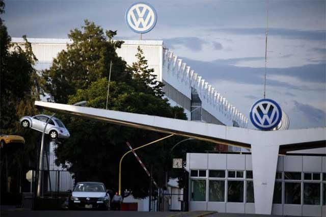 VW Puebla suspende jornadas de trabajo planeadas para sábados