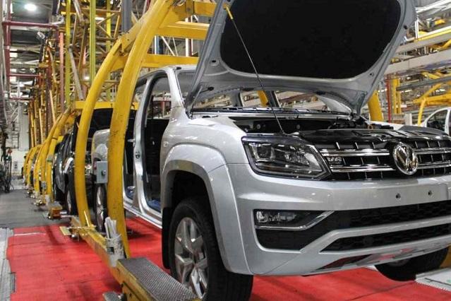 Ni 1 por ciento crecen ventas de VW en junio