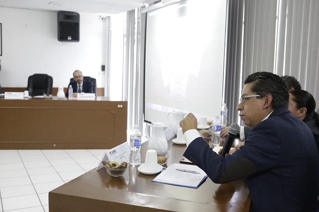 Con plataforma, INE prevé elevar participación en la elección
