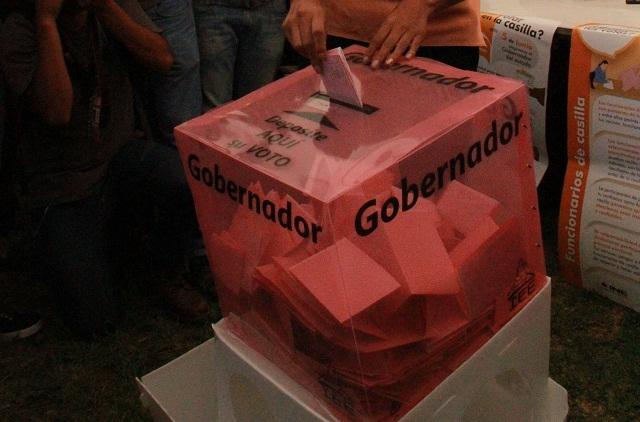 Urnas del IEE violaron sentencia del TEPJF: León Rueda