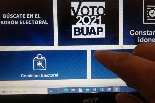 Utilizan a maestros para promocionar a directivo para reelección de la BUAP