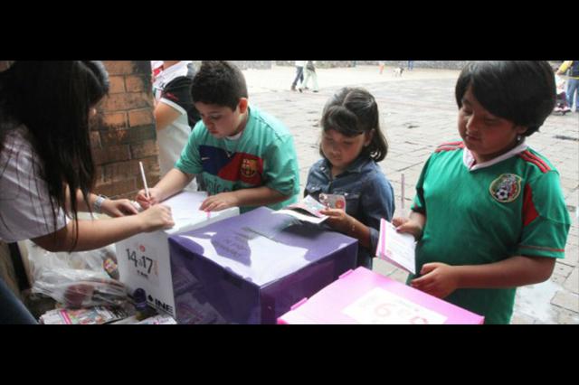 Consulta infantil y juvenil sobre igualdad de género, del 17 al 25