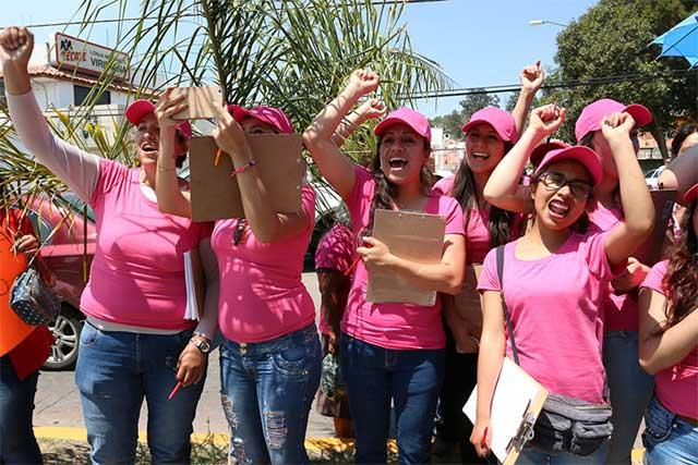 Morena denuncia ante el INE compra del voto en Edomex