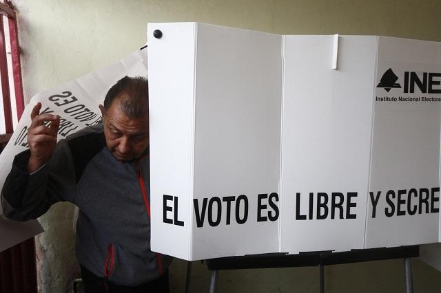 Difusión de encuestas previo a elección es un delito, advierte INE
