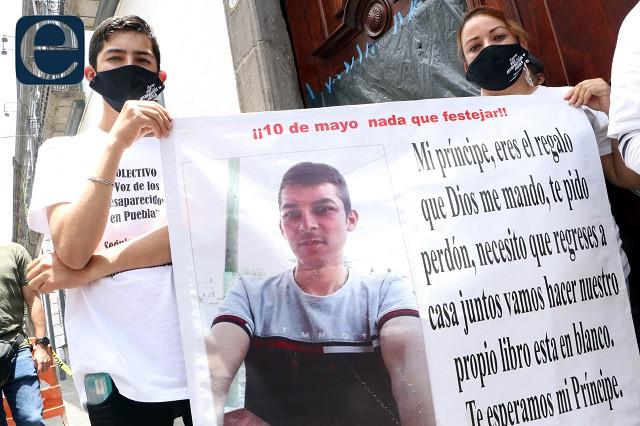 Urgen colectivos a mejorar ley de búsqueda de desaparecidos