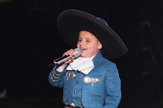 Ponchito fue el primero en cautivar a los jueces de La Voz Kids