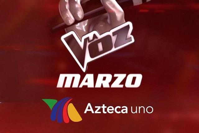 TV Azteca ¿le gana a Televisa? y transmitirá La Voz… México