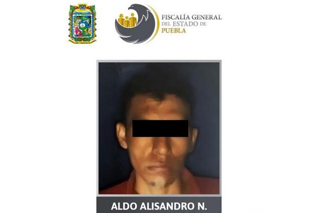 Nieto intentó matar a su propia abuela pero vecino se lo impidió