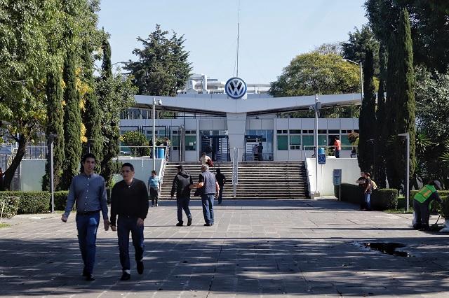 VW debe pagar más de 3 mdp por predial a Coronango