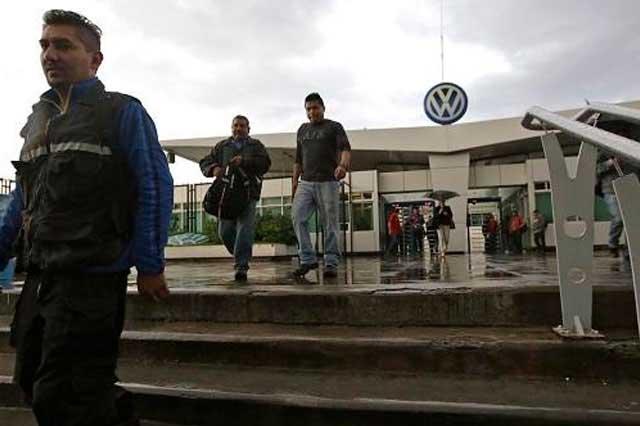 Paro técnico en VW afecta a 17 empresas de autopartes: CTM