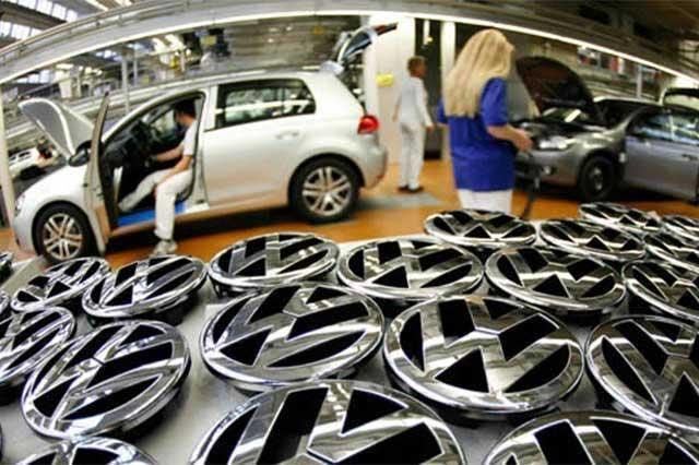 Aumentan ventas de VW un 10.6% en el primer trimestre