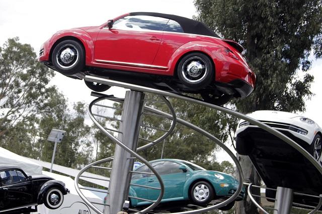 Cierran producción del New Beetle esta semana en Puebla