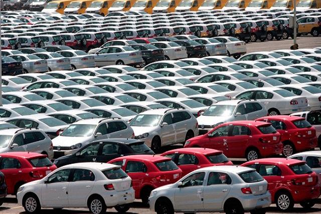 Crecieron 4.8% las ventas de automotores entre enero-mayo