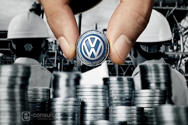 VW también recibió subsidios por 696 mdp en los últimos 3 años