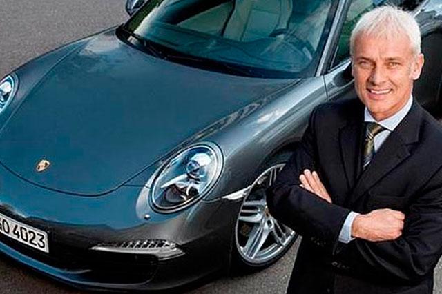 Plantea VW 5 puntos para solucionar escándalo de motores alterados