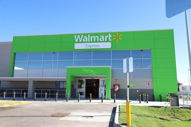 Abren en Puebla la primera Tienda Walmart Express del país