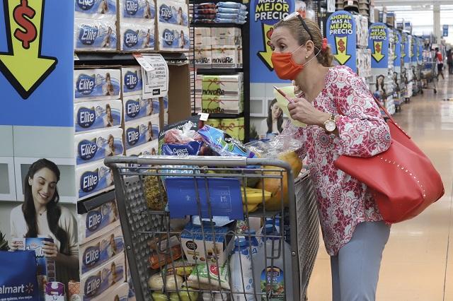 Suben precios en Walmart en pandemia por coronavirus y así lo explican