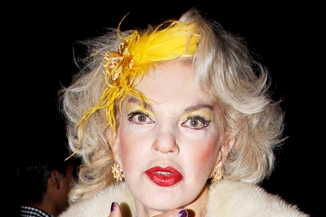 Murió la actriz Wanda Seux a los 72 años de edad