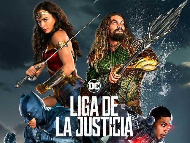 Ver La Liga de la Justicia en Cinépolis o pirata: amenazan cinéfilos a WB