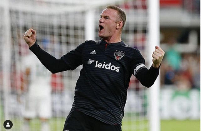 Wayne Rooney jugaría duelo amistoso contra el Puebla