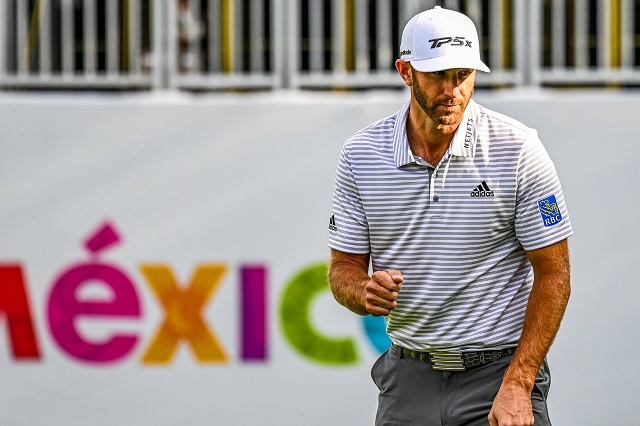 El 'WGC México Championship' cambiará de sede a Estados Unidos