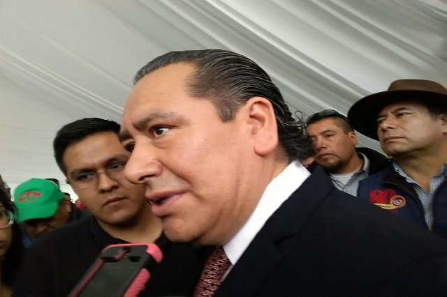 Leobardo Soto dice que mantendrá su apoyo al proyecto de Lastiri