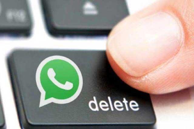 Oficial: Ya podrás eliminar los mensajes que enviaste en WhatsApp