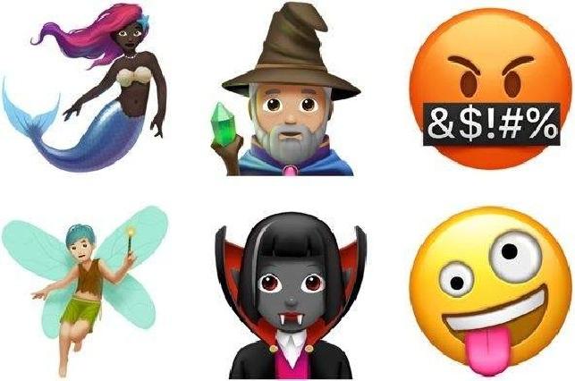Checa cómo activar emojis de vampiros, zombies, y brujas en WhatsApp