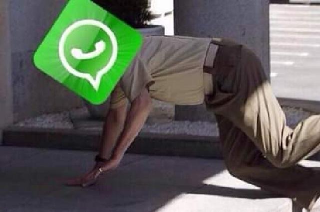 Reportan falla en WhatsApp y los memes no perdonan