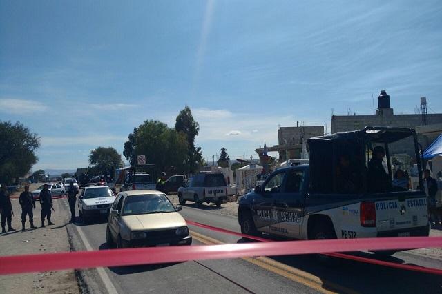 Asesinan a agente de la PGR y levantan a otro en Tecamachalco